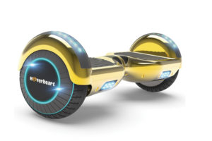 Two-Wheel Self-Balancing Electric Scooter