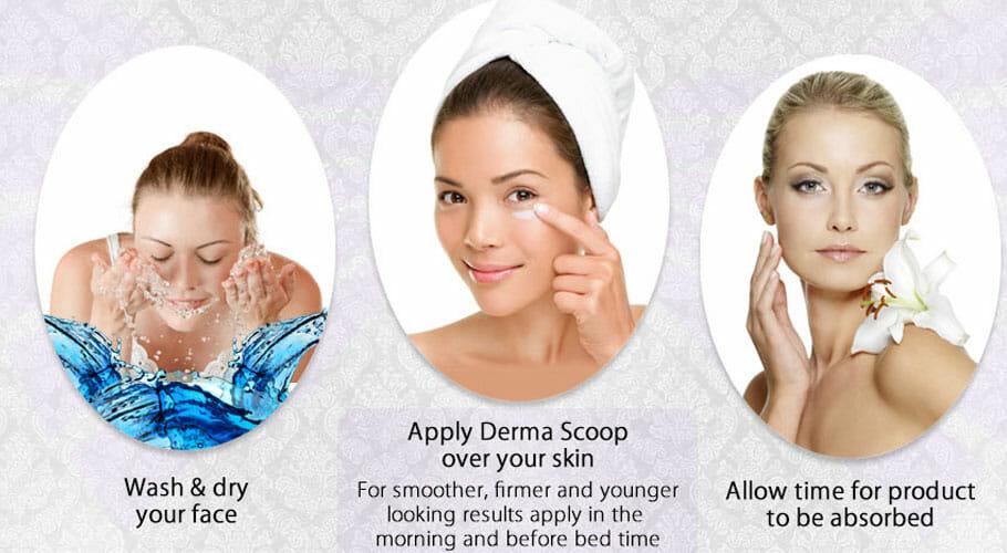 Derma Scoop and Black Diamond