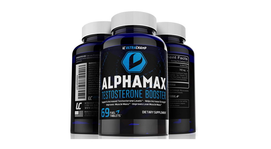 Alpha Max Supplement