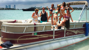 Party Boat Business in Miami