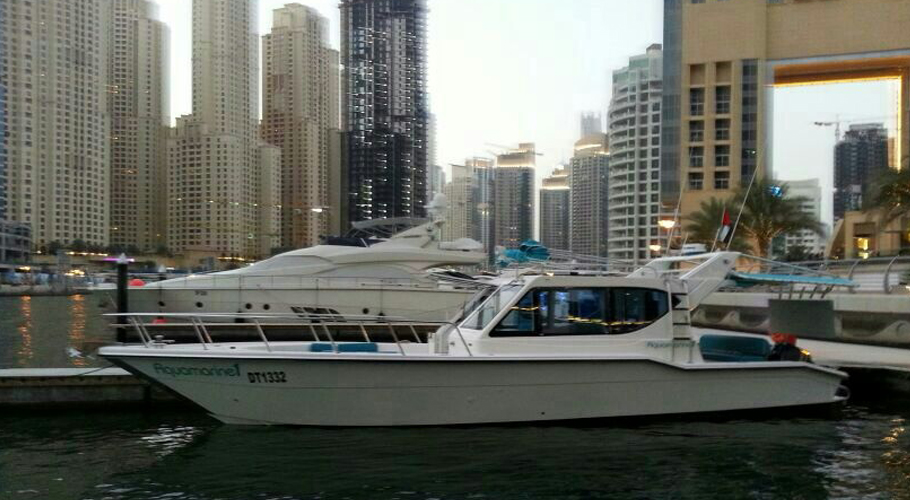 Yacht Rental Business