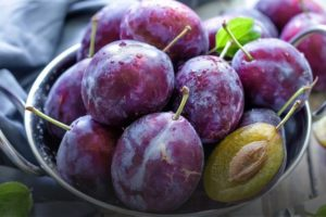 Plums Are A Plus For Your Weight Loss!