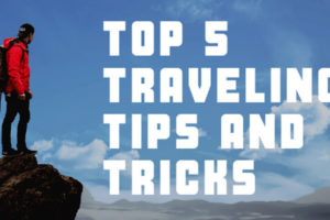 Traveling Green Top Five Tips