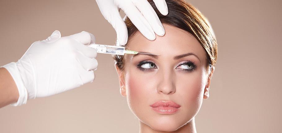 inject Botox