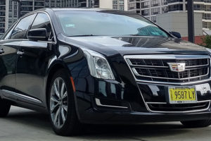 2015 Cadillac Used Car XTS