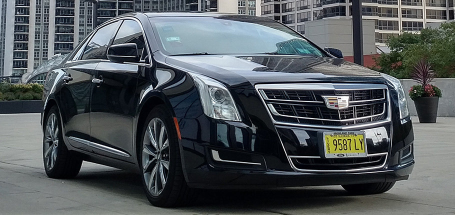 2015 Cadillac Used Car XTS