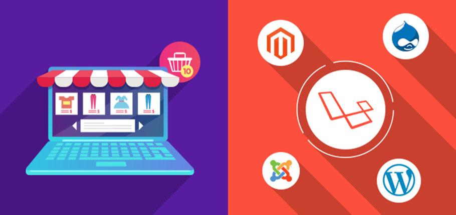 CMS for E-commerce Websites