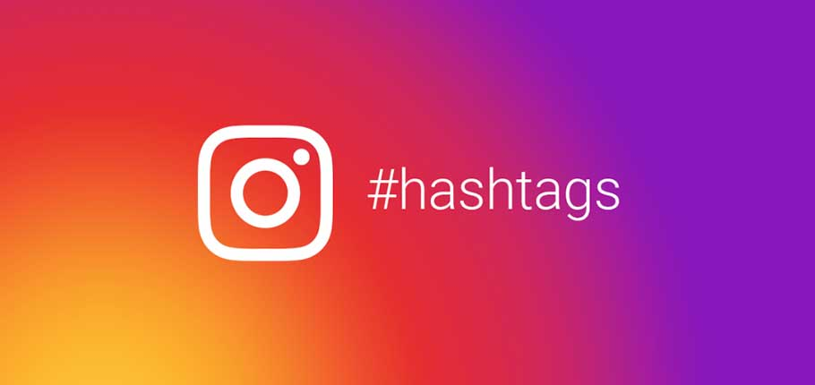 Popular hashtags on Instagram for likes and followers