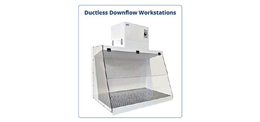 Ductless Downflow Workstations