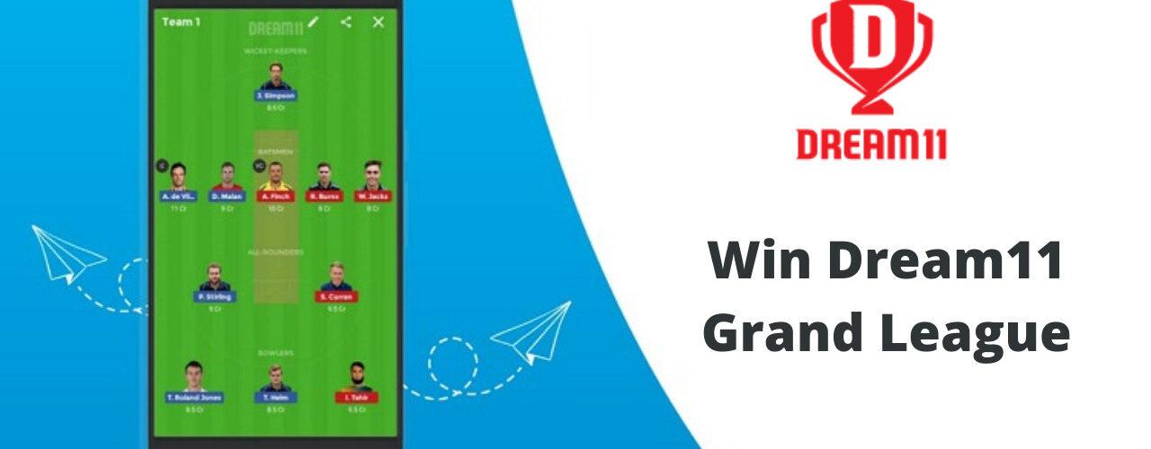 Grand League winning strategy