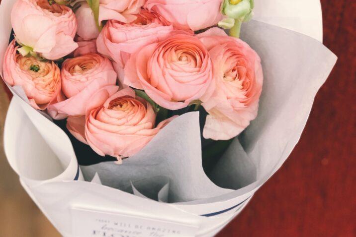 send a bouquet of flowers