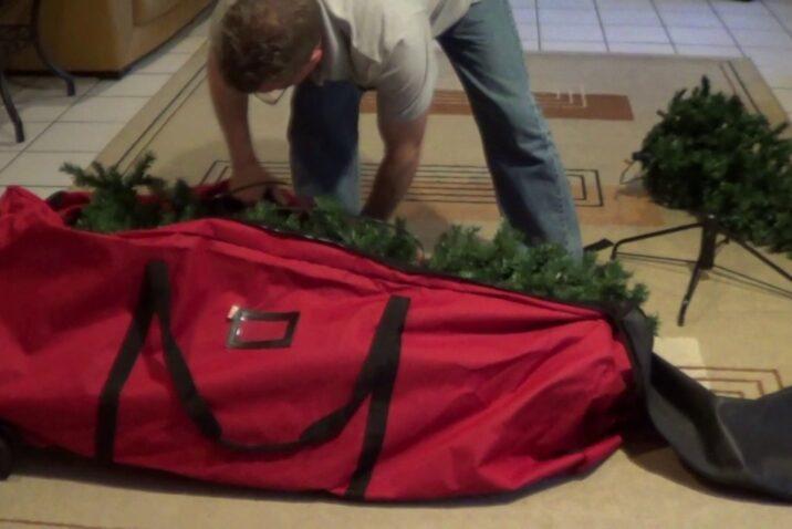 Christmas tree storage bagsto