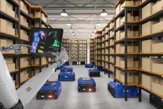 Artificial Intelligence Shaping Future of Warehousing
