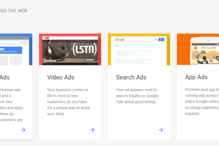 You would choose to advertise on the Google Display Network if you wanted to