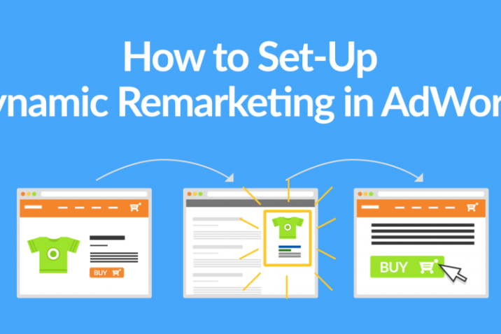Dynamic remarketing lets an advertiser
