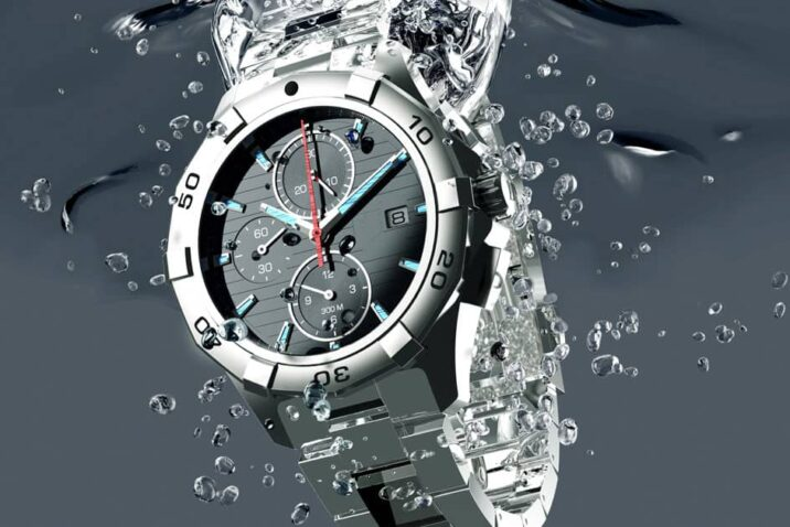 8 Water Resistant Watches