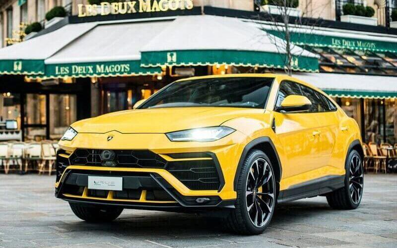 Lamborghini Rental urus Dubai