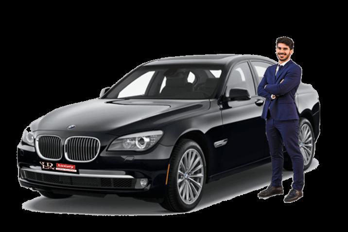 Luxury Chauffeur Service in Dubai