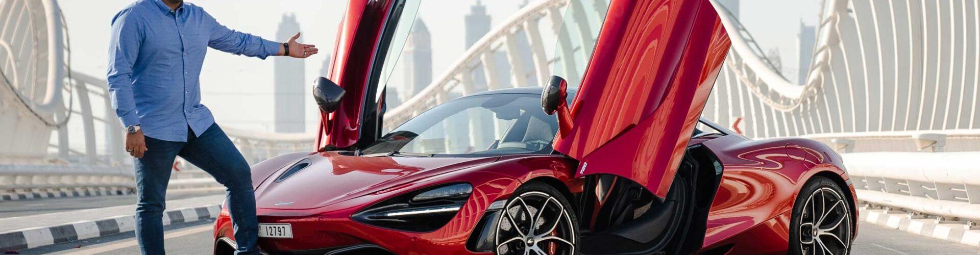 Rent Mercedes in Dubai