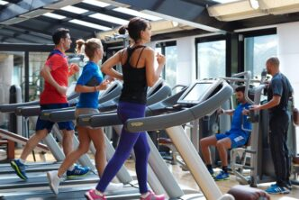Benefits of Fitness Club