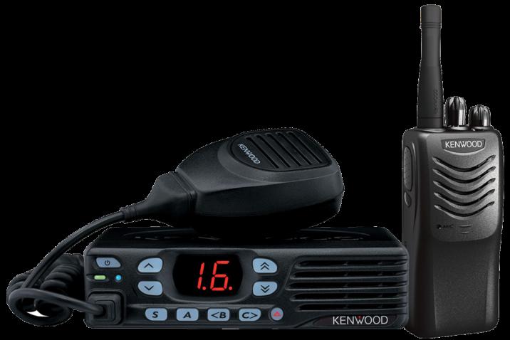 Kenwood Two Way Radios
