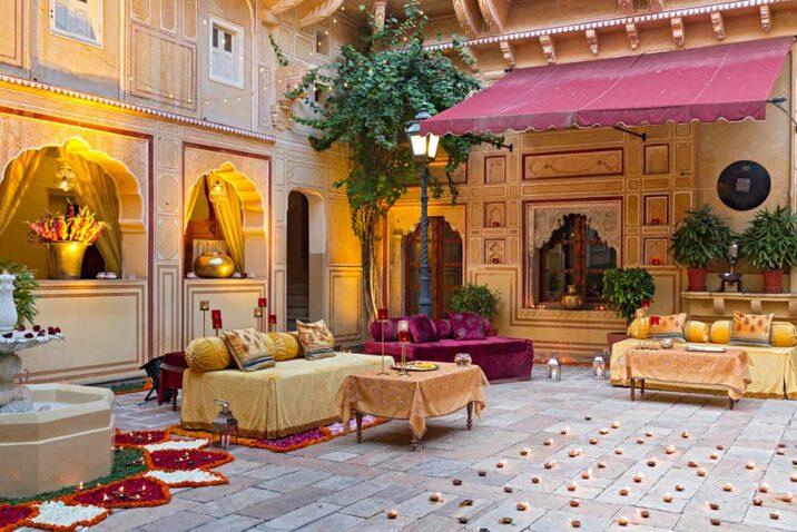 hire Samode palace for wedding